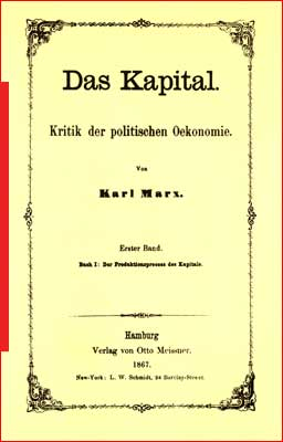 marx das capital essay In his monumental work, das kapital, karl marx (1818-1883) tried to show that  capitalism was both inefficient and immoral his key to explaining capitalism is  his.